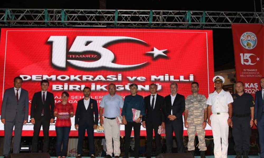 15 Temmuz gazisi AKP'den istifa etti diye törene davet edilmedi