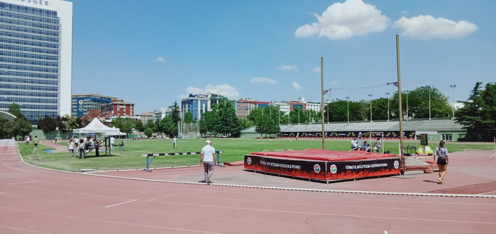Atletizmde Kovid-19 alarmı