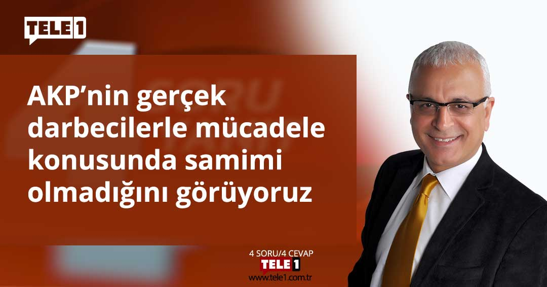Merdan Yanardağ: Siz Türkiye'de kimseyi memnun edemediniz, dünyada nasıl memnun edeceksiniz?