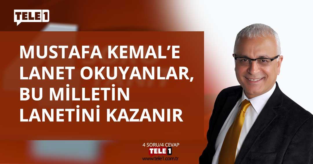 Merdan Yanardağ: Mustafa Kemal'e lanet okuyanlar bu milletin lanetini kazanır