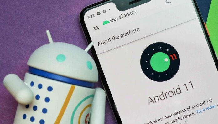 Android 11 hangi telefonlara gelecek
