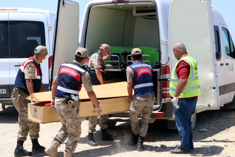 Van Gölü'nden çıkarılan ceset sayısı 60'a ulaştı