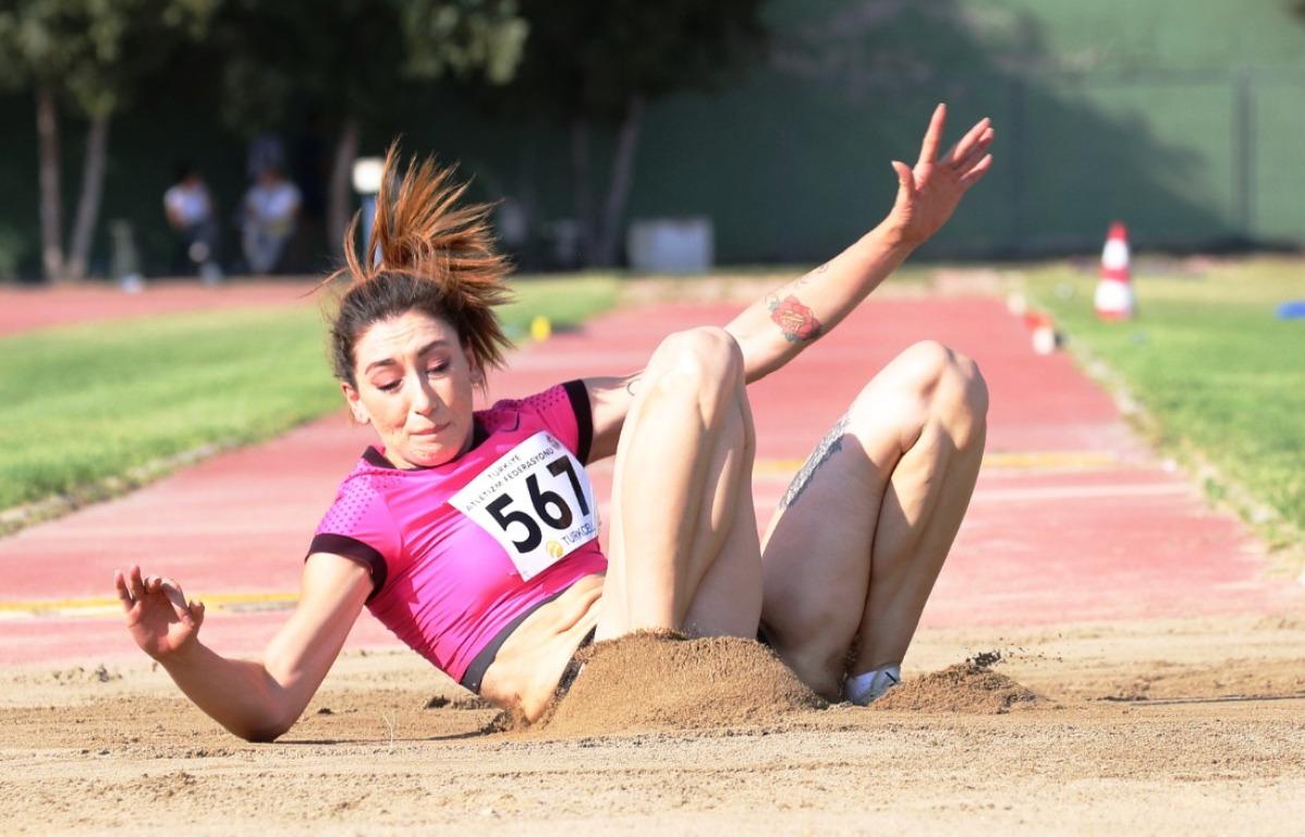 Atletizmde Olimpik Deneme Yarışları'nda iki rekor geldi