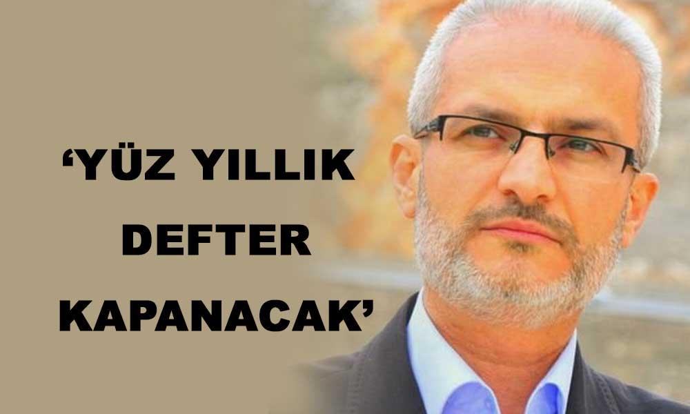 AKP'li başkanın danışmanı Cumhuriyet'i hedef aldı: Adı konulmamış bir savaşın içindeyiz