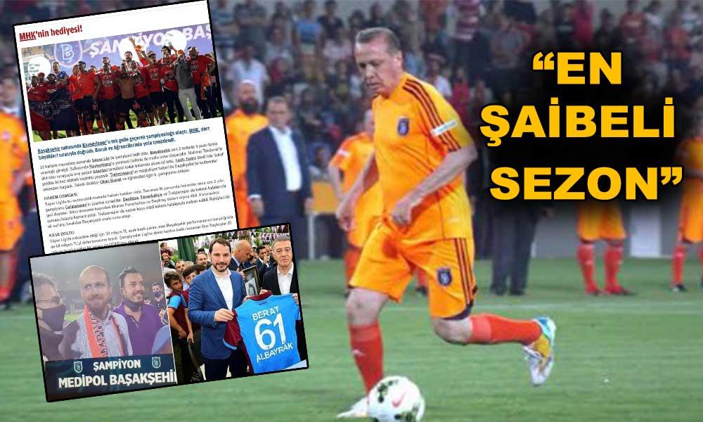 Turkuvaz grubuna ait Fotomaç, Başakşehir takımına dair 'karanlık' suçlaması