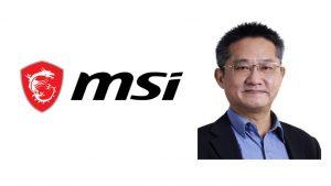 MSI CEO