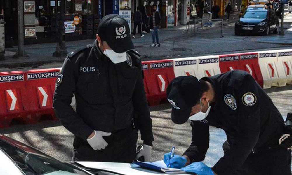 EGM'den maske cezasına ilişkin açıklama: Bundan böyle bu yetki kullanılacak