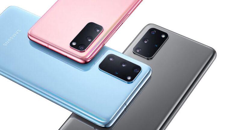 Uygun fiyatlı Galaxy S20 Fan Edition geliyor