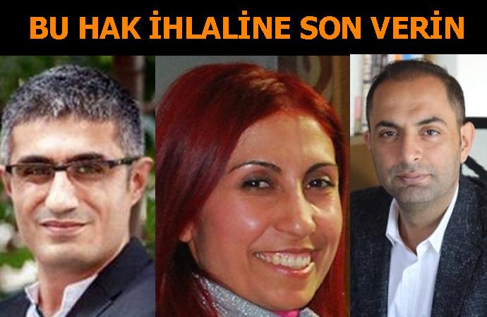 Gazetecilerin 4 aylık tecrit isyanı!