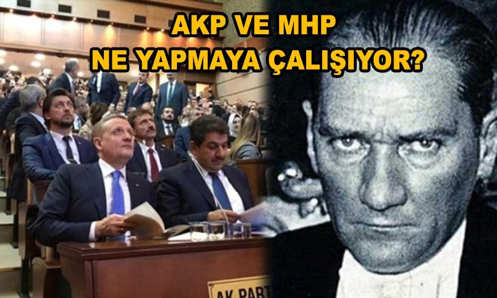İBB Meclisi'nden skandal karar! Atatürk'e hakaret eden kişinin adı sokağa verildi