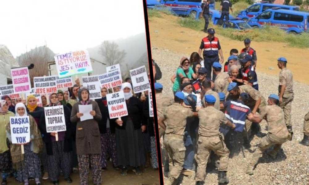 Köylünün direnişi kazandı! JES projesi iptal edildi