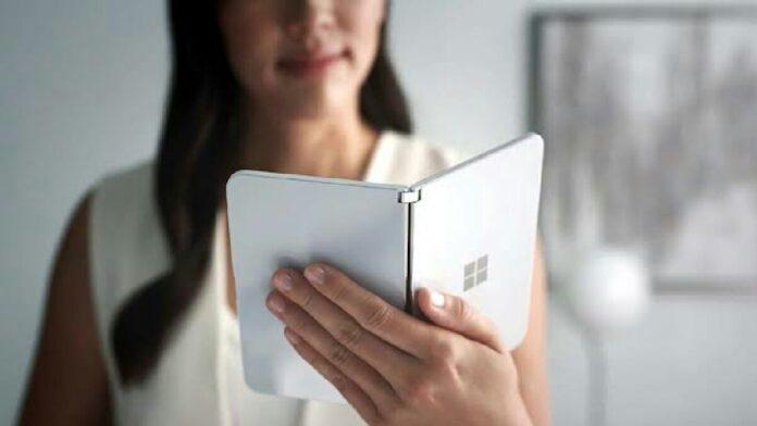 Microsoft Surface Duo ile sektörde yer edinmek istiyor