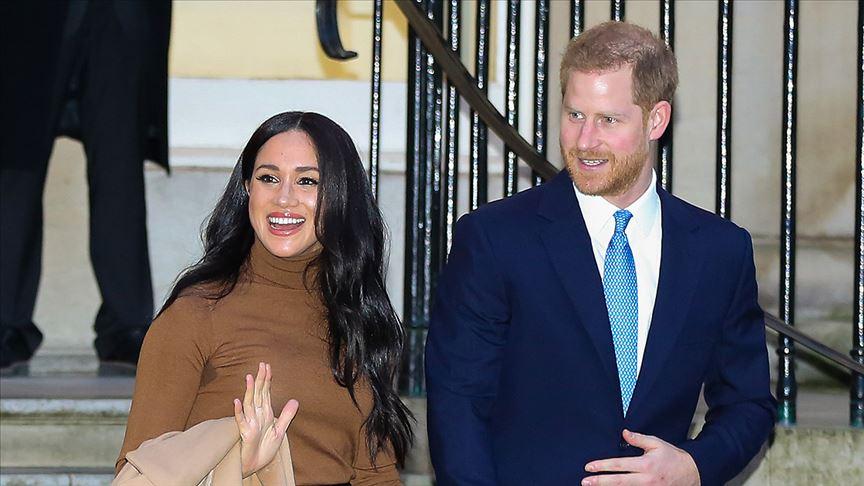 Prens Harry ve Meghan Markle ABD'deki evlerine temmuzdan beri 9 kez polis çağırdı
