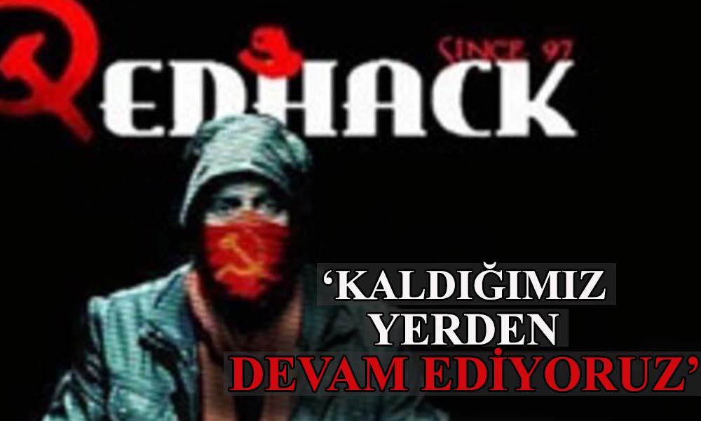 Redhack AKP'li belediyeyi hackledi: 'Kayyum öyle değil böyle atanır'