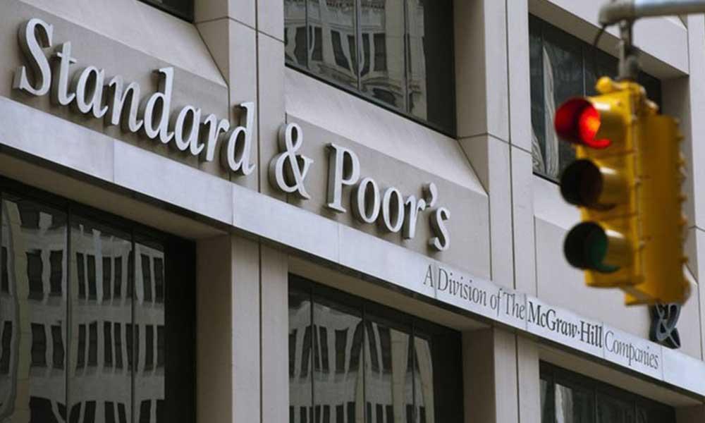 S&P, Türkiye'nin kredi notunu güncelledi