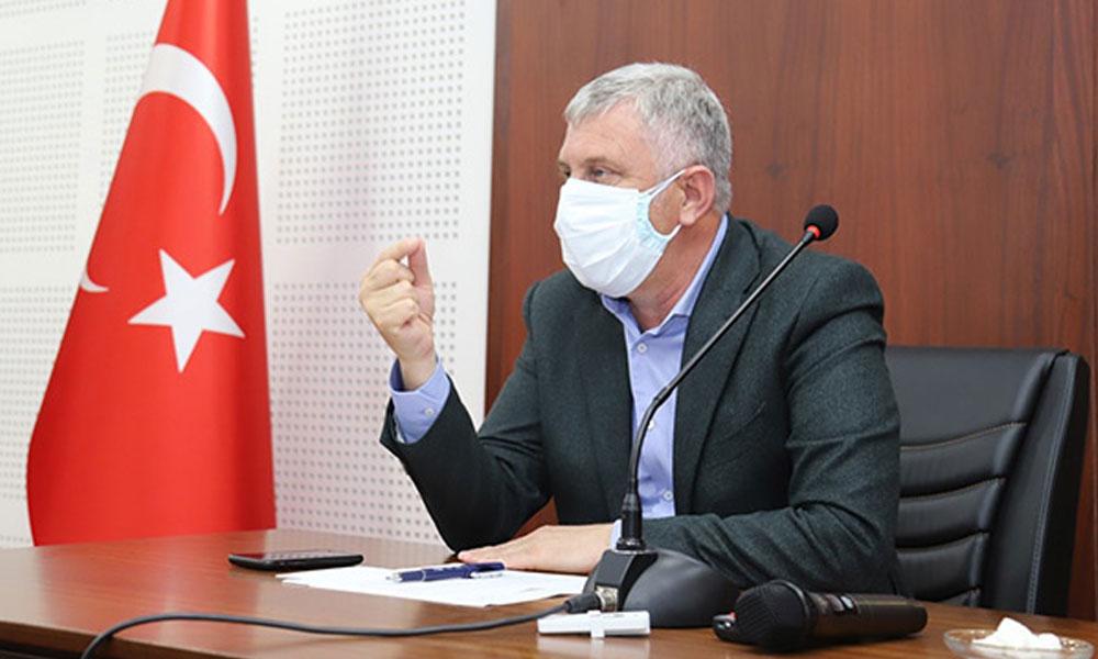 Of Belediye Başkanı koronavirüse yakalandı