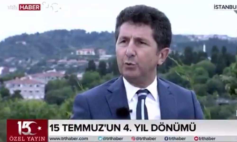 İlahiyatçı Köse'den TRT'nin 15 Temmuz özel yayınına damga vuran konuşma!
