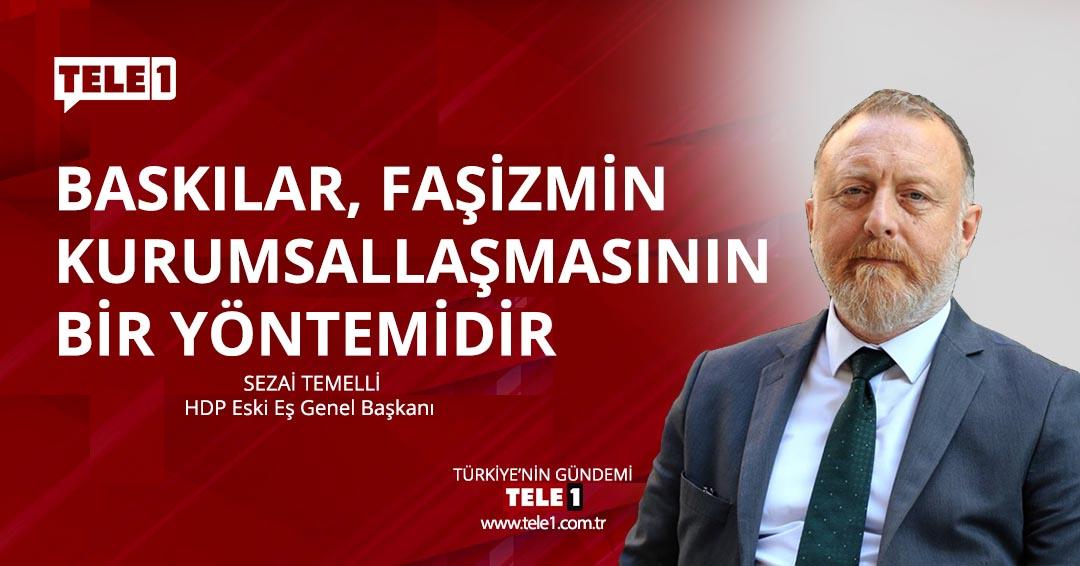 """Selma Gürkan """"Yalan üzerine kurulu sistemde başka seslere tahammül yok"""""""