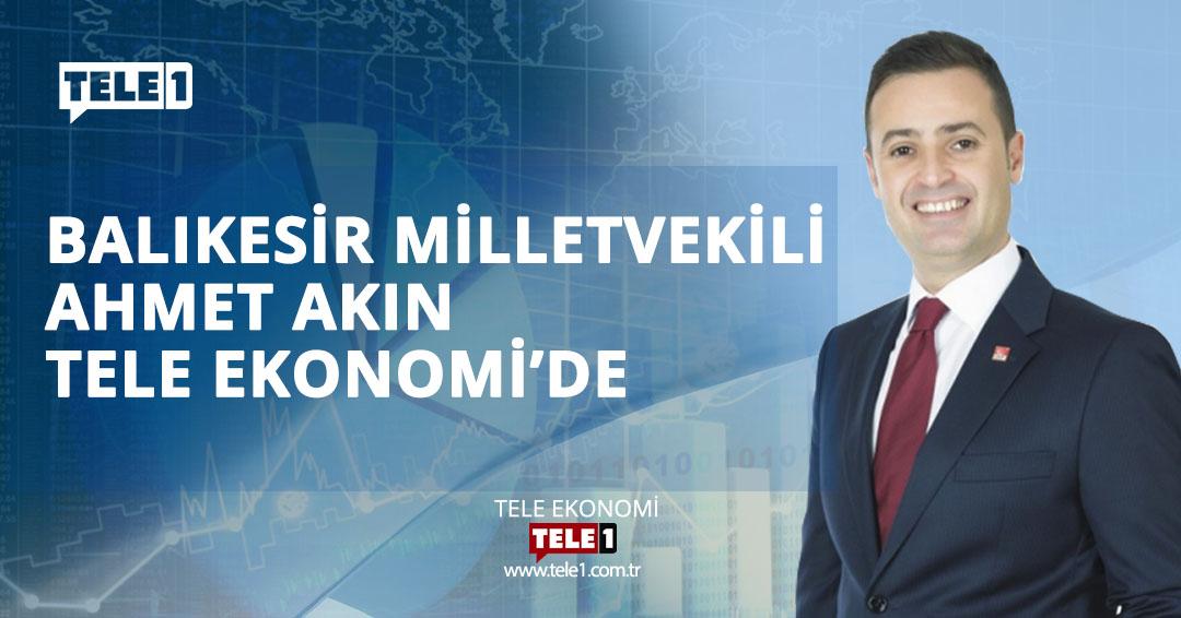 """Ahmet Akın """"Enerji bağımlılığında yüzde 77 ile rekor kırdık"""""""