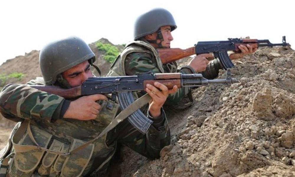 Azerbaycan-Ermenistan sınırında tehlikeli çatışma