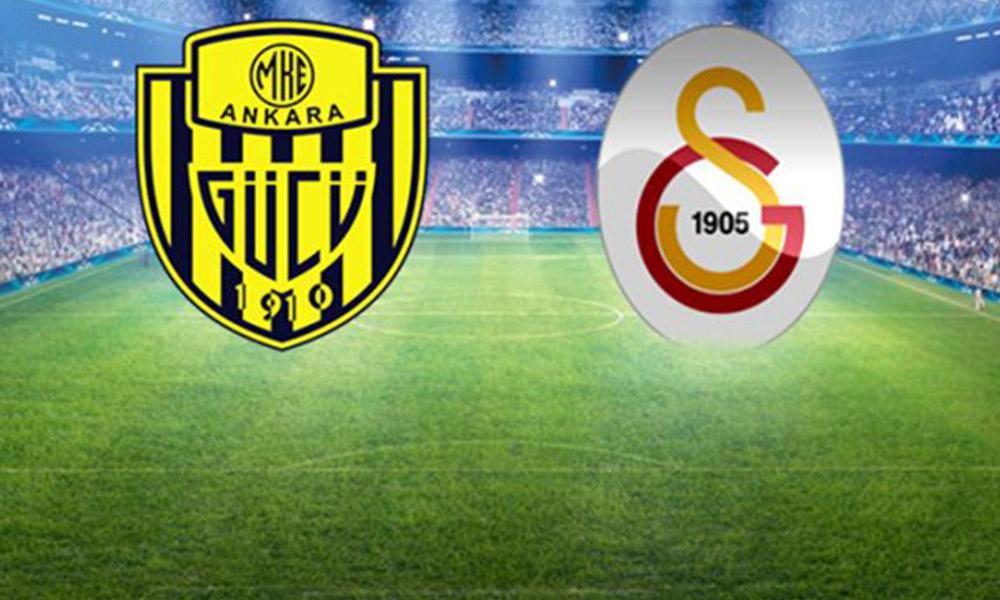 Galatasaray Ankara'da kayıp! Üçüncülük hedefi zora girdi