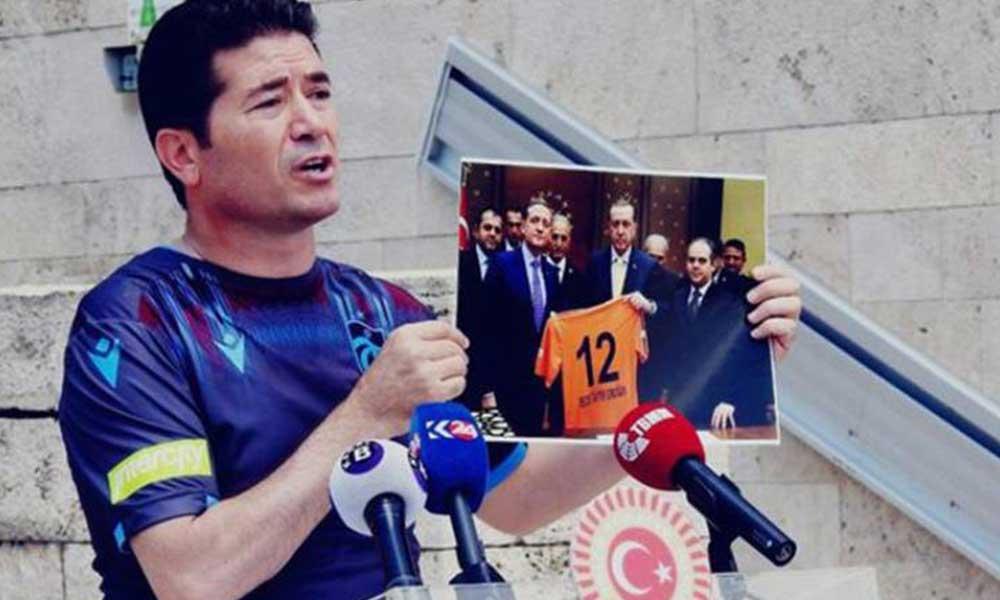CHP'den, Başakşehir Başkanı Gümüşdağ için araştırma önergesi: Futbolu dizayn ettiği iddiaları araştırılsın