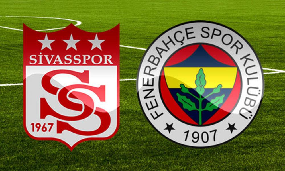 Fenerbahçe Avrupa şansını zora soktu! Sivas, Şampiyonlar Ligini istiyor