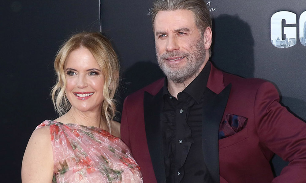 John Travolta'nın eşi Kelly Preston yaşamını yitirdi