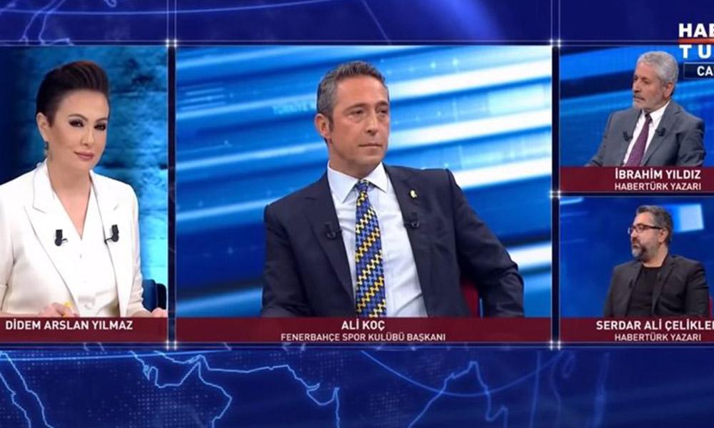 Ali Koç'tan Serdar Ali Çelikler'e FETÖ göndermesi