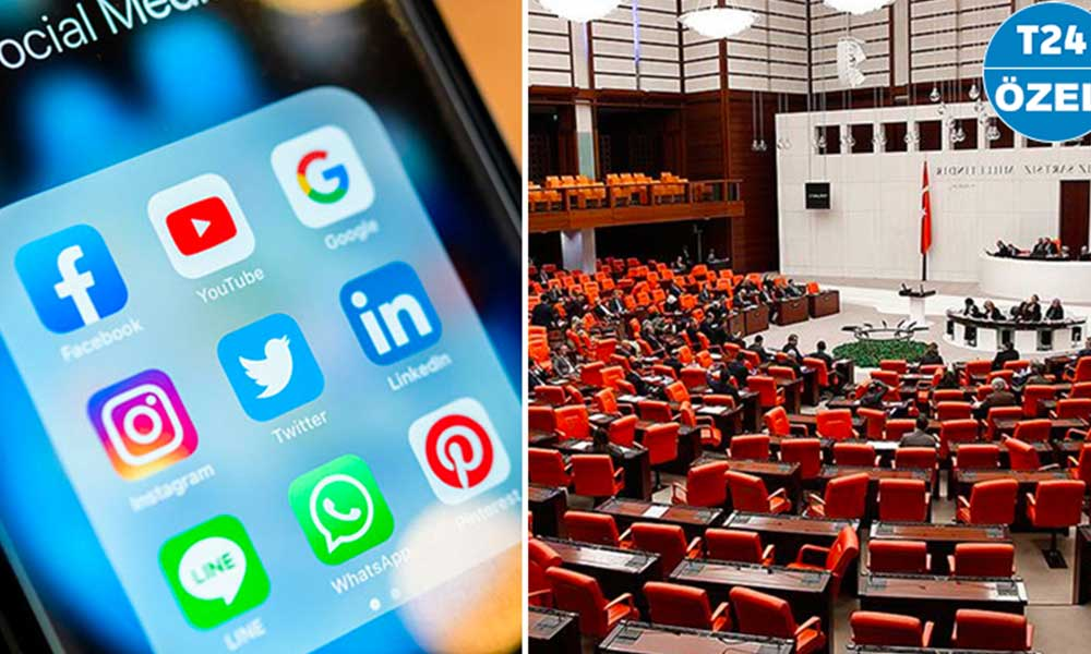 Torba yasada internet hamlesi; Meclis gündeminde sosyal medya var