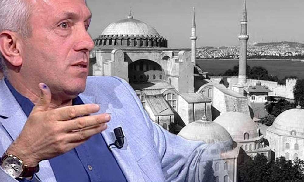 Ayasofya'nın geleceği hakkında endişelendiren açıklama: Camide Fahişe olur mu?