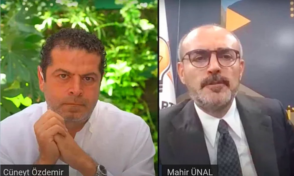 Cüneyt Özdemir'den AKP'li Ünal'a Netflix lobisi yanıtı: IBAN'ımı yolluyorum