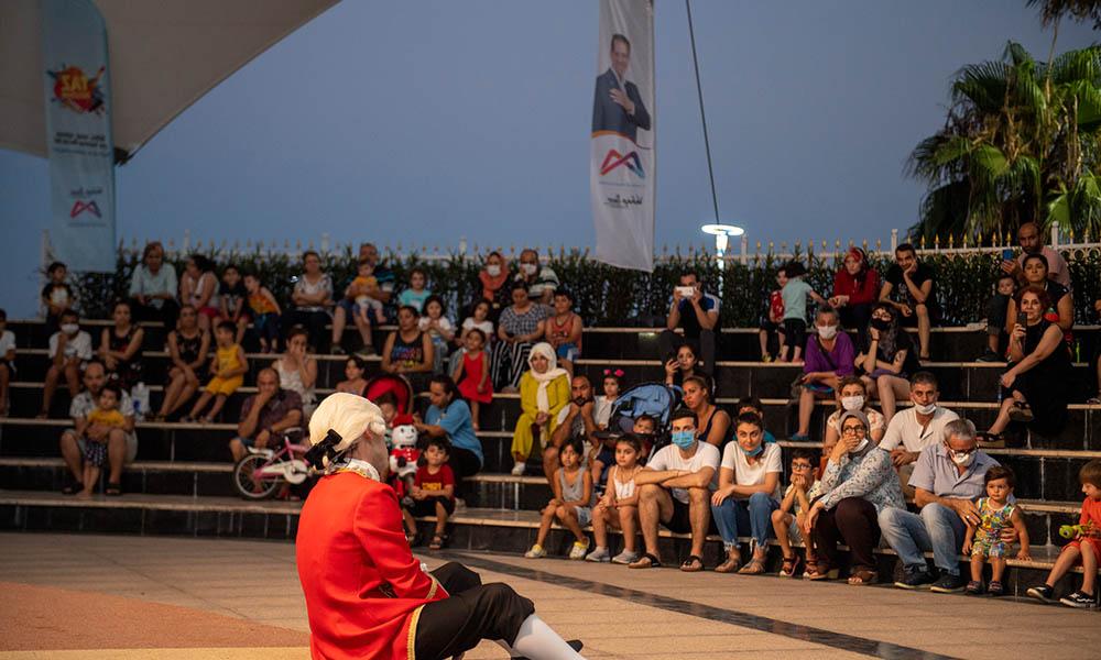 Mersin Büyükşehir ile çocuklar klasik müzikle tanışıyor