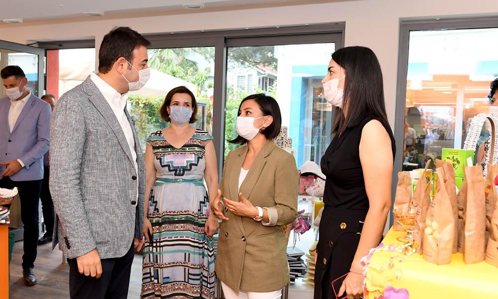 Başkan Rıza Akpolat LÖSEV'e kurban bağışında bulundu