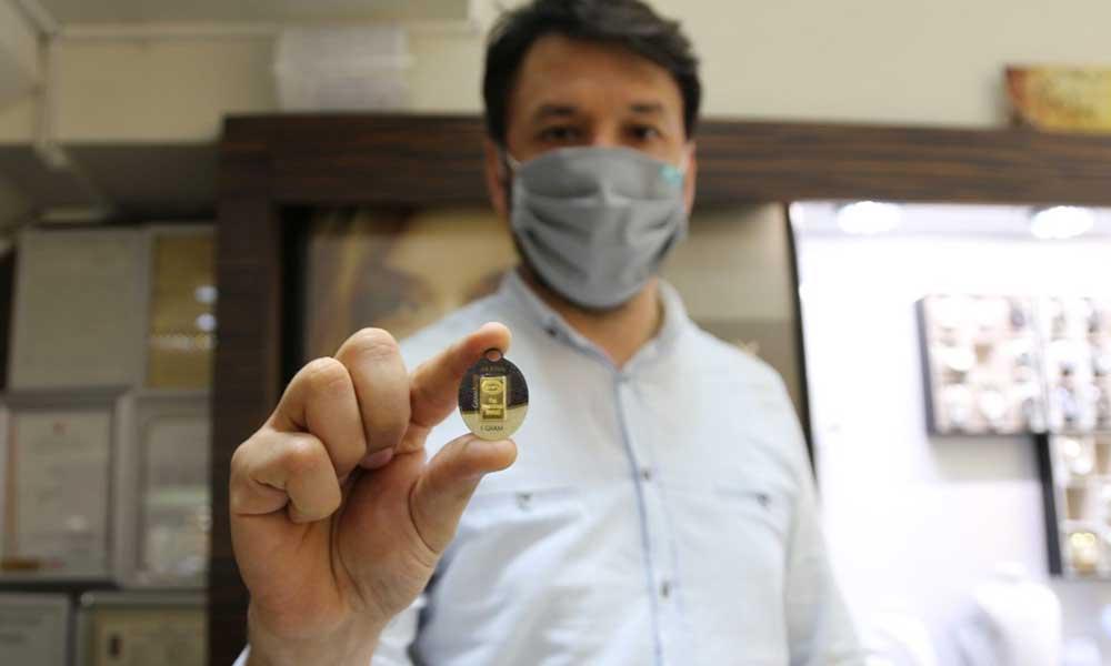 Çeyrek altının yerini rekor artıştan sonra 'gram altın' aldı