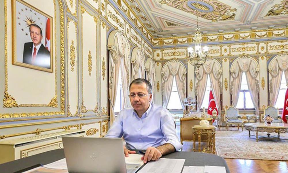 İstanbul Valisi'nin varaklarına 3.5 milyonluk tadilat