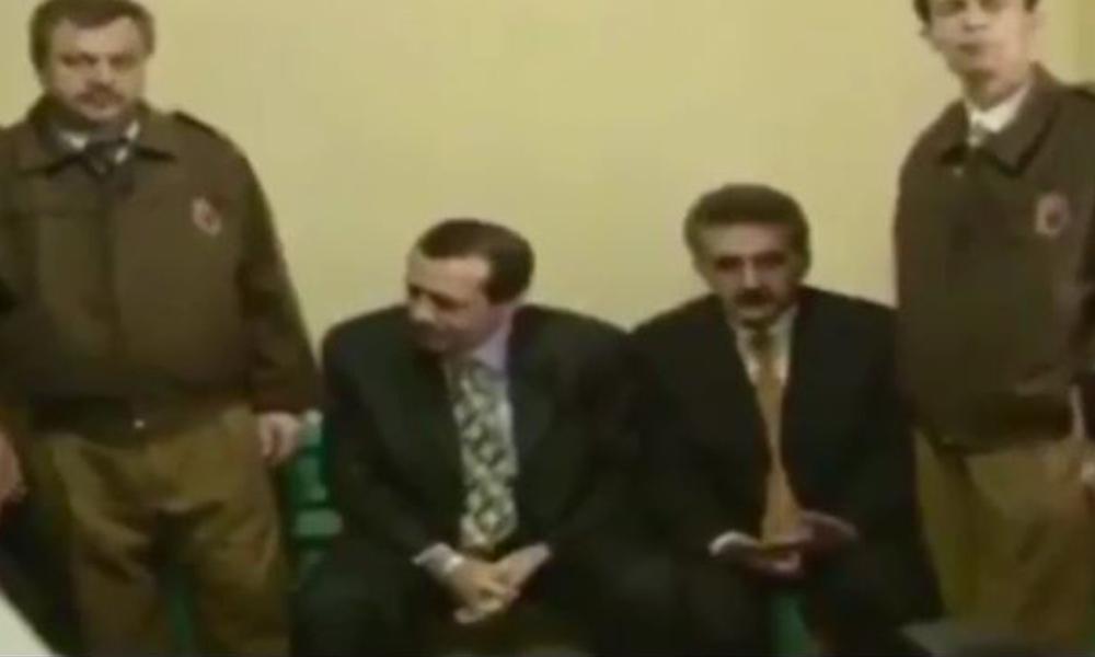 Yıllar sonra AKP'li Hayati Yazıcı paylaştı! Erdoğan'ın hapishane görüntüsü