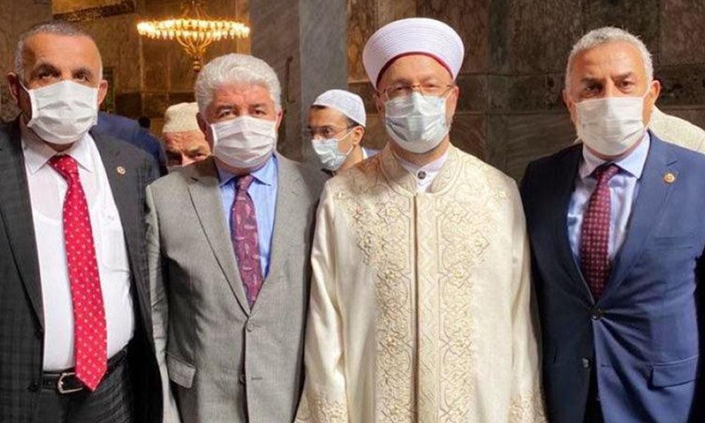 Ayasofya'nın açılışına katılmıştı! AKP'li vekil koronavirüse yakalandı iddiası