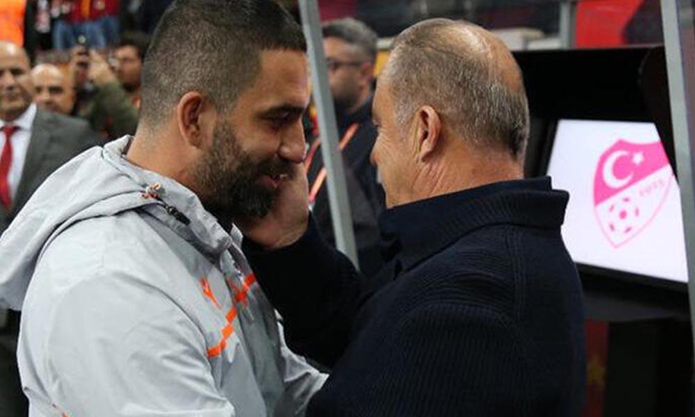 Fatih Terim müjdeyi verdi! Arda Turan Galatasaray'da…