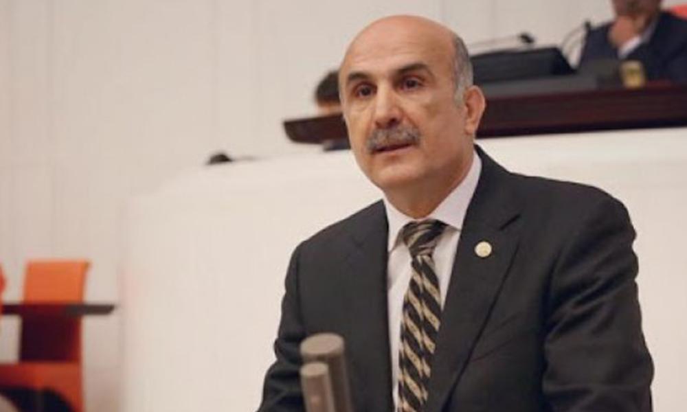 AKP Batman Milletvekili Ziver Özdemir, koronavirüse yakalandı