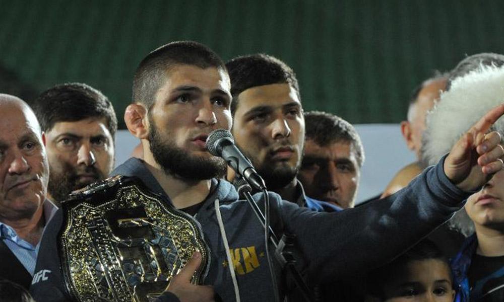 UFC dövüşçüsü Khabib Nurmagomedov'un acı günü