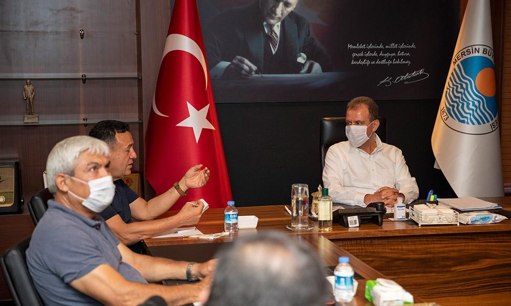 Akdeniz Katı Atık Birliği, Genel Kurul'da tasfiye edildi