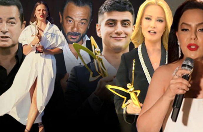 46. Pantene Altın Kelebek Ödülleri sahiplerini buldu