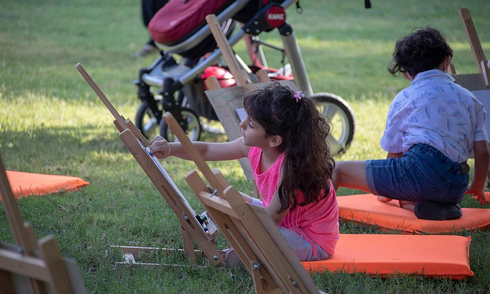 Büyükşehir'in Atölyeleri, kadın ve çocukları bekliyor