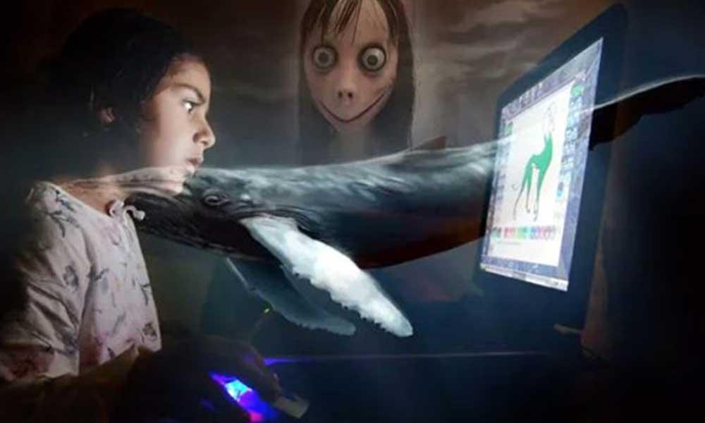Mavi Balina ve Momo'dan sonra çocukları intihara sürükleyen bir oyun daha ortaya çıktı