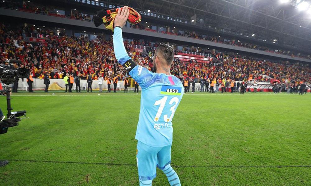 Beto, Galatasaray'da!