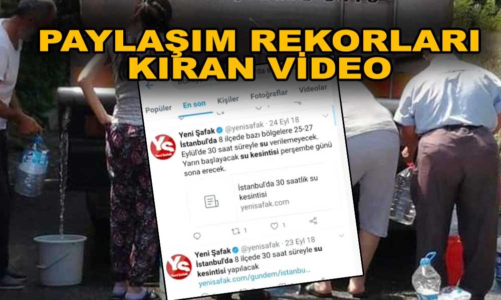 Yandaş medyanın ikiyüzlülüğünü vatandaş ortaya çıkardı