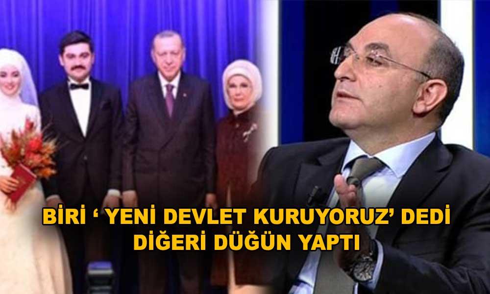 Erdoğan'ın yeni danışmanlarının şaşırtmayan geçmişleri