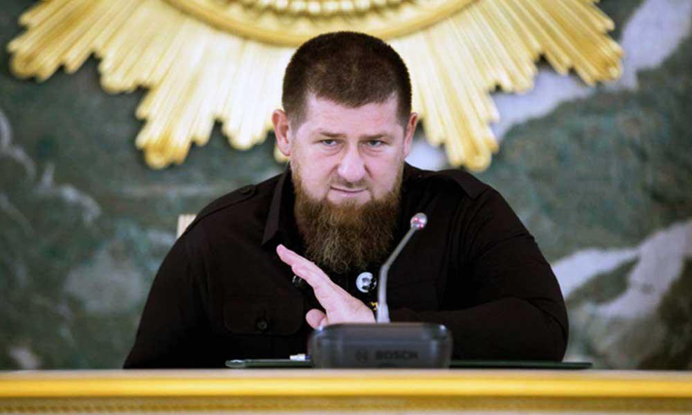 ABD, Çeçen lideri 'insan hakları ihlali' nedeniyle kara listeye ekledi