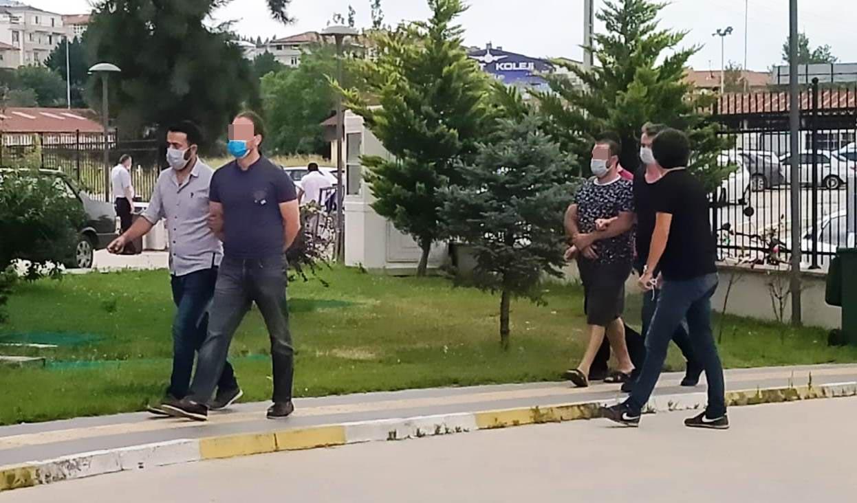 Kocaeli'de ATM dolandırıcıları yakalandı
